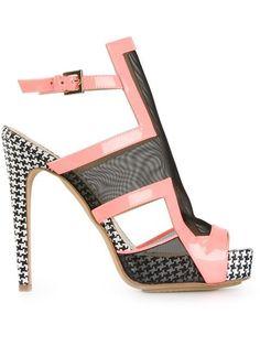 Tendance chausseurs : Aperlai Ankle Strap Sandals   Farfetch.com