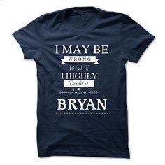 I LOVE BRYAN TSHIRT - #shirt prints #couple sweatshirt. ORDER NOW => https://www.sunfrog.com/Valentines/I-LOVE-BRYAN-TSHIRT.html?68278