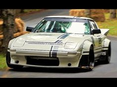 This is one of the Rotary Monsters owned by Aidan Barret from New Zealand and quite a special machine it is. You can see it in action on Leadfoot Festival Mx5 Na, Rx7, Expedition Vehicle, Old Video, Import Cars, Rotary, Custom Cars, Mazda, Rally