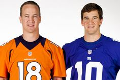 Manning Brothers Make New Commercial For DirectTV! – Product Of ...