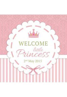 Etichetta Piccola Principessa