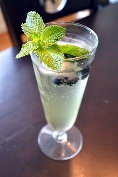 Cocktails Cocktails Cocktails #cocktails Blueberry-Limoncello Cooler