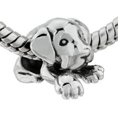 This is a representation of myself on a Pandora bracelet. It represents that I was a lost puppy in the world until you found me! :)