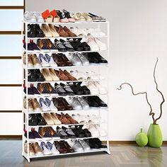 Wakrays Durable 4/7/10 Tiers Shoe Tower Rack Shelf Storag... https://www.amazon.com/dp/B01IP7RZDO/ref=cm_sw_r_pi_dp_x_Ofg.xbY139HMH