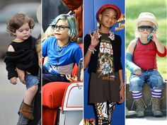 celebrity kids fashion - Google Search