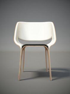 Siя chair concept #design #pin_it @mundodascasas Veja mais aqui(See more here) www.mundodascasas.com.br