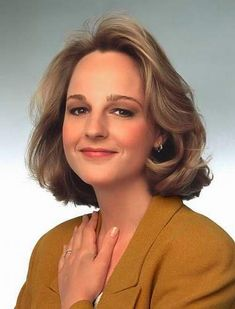 Helen Hunt (i like helen hunt) she seems cool...
