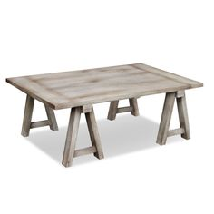 The Sonoma Vintage Grey Cocktail Table is hand crafted from all natural, solid teak wood. This has a rustic finish and vintage design, gives this an antique look.