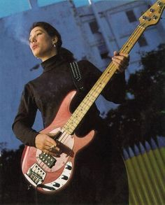 Kim Deal (Pixies & Breeders)