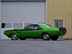 My Car! 1970 Dodge Challenger T/A 440 SIX PAK.