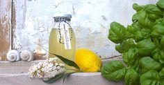 Basilikum-Sirup ist wie Sommer in der Flasche!Erpasst phantastisch zu eisgekühltem Prosecco, gibt aber auch deinem Mineralwasser einen ...