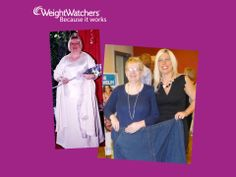 """Chris started her Weight Watcher journey as a referral member, her leader Elle tells us, """"because of her weight loss her diabetes has improved and she is able to get about easier. She had not shopped in a shop for over 30 years only using catalogues, she now loves shopping and has a new found love for high heel shoes and boots as she can now fasten them up after losing 7.5 stone. Chris says she is a Weight Watcher member for life and is determined to get to goal this year! 30 Years, High Heel, Diabetes, Goal, Journey, Success, How To Get, Weight Loss, Stone"""