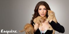 Anna Kendrick Is a Woman We Like a Lot - We were told not to love her... but we loved her anyway.