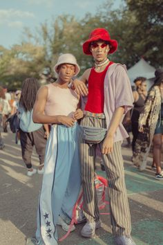NYLON · The Best, Most Extravagant Looks From Afropunk