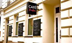 """In der Laudongasse in einem Grätzl, das sonst eher nur abends belebt wird, lohnt sich seit Neuestem auch ein morgendlicher Besuch: Der Grund heißt """"Frühstück im Café Josefine"""""""