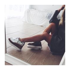 Never taking them off... (via: @fashionablej) #SanteGirls (SKU-91121) Available in stores & online: www.santeshoes.com