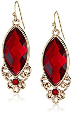 1928 Jewelry Gold-Tone Siam Red Crystal with Red Navette Drop Earrings 1928 Jewelry http://www.amazon.com/dp/B00NPVV5EG/ref=cm_sw_r_pi_dp_2f58ub1CR7THC