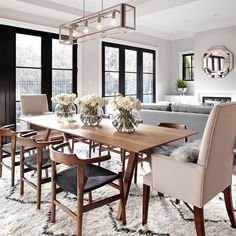 Dream dining area