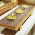 How To Make A Beautiful Wooden Candle Holder
