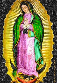 Guadalupe Virgin Mary