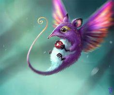 Hummingbird mouse???