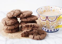Chocolate Snickerdoodles [Week 3 of 12 Weeks of Christmas Cookies]