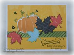 Gina's Little Corner of StampinHeaven: September Stamp of the Month - Blessed Beyond Measure #CTMHSwanLake #Artbooking