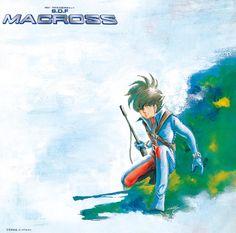 MACROSS Robotech Rick hunter
