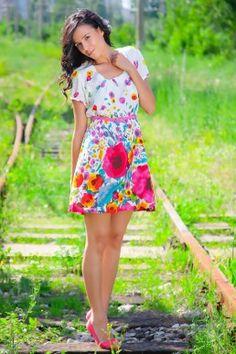 Рокля FLO • Виж на: http://shopping-terapia.com/drehi-33/rokli-37/roklya-flo-2397.html.html
