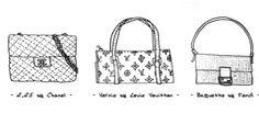 bag illustration Fashion illustration #websista
