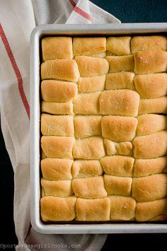 parker house rolls @Jessica (Portuguese Girl Cooks)
