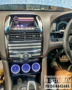 Ford Falcon, Gauges, Instagram Posts, Ears Piercing, Plugs