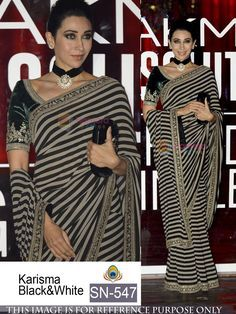 Black and white strip saree with black blouse To purchase this product mail us at houseof2@live.com  or whatsapp us on +919833411702 for further detail #sari #saree #sarees #sareeday #sareelove #sequin #silver #traditional #ThePhotoDiary #traditionalwear #india #indian #instagood #indianwear #indooutfits #lacenet #fashion #fashion #fashionblogger #print #houseof2 #indianbride #indianwedding #indianfashion #bride #indianfashionblogger #indianstyle #indianfashion #banarasi #banarasisaree