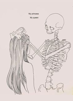 Haenuli Shin illustre sa dépression avec son couple avec la mort - http://www.dessein-de-dessin.com/haenuli-shin-illustre-sa-depression-avec-son-couple-avec-la-mort/