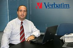 Welcome! New #Manager for #Argentina and #Brasil for #Verbatim