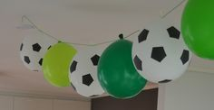 decoración fútbol