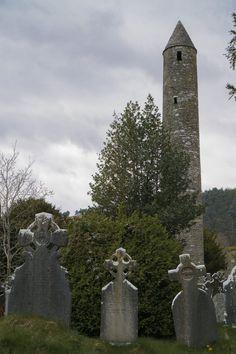 Glendalough by Leonel Garofalo