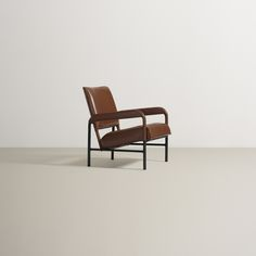 371: Jacques Adnet / armchair from S.S. Île de France < Design and Decoration: The Alan Moss Collection, 7 October 2014 < Auctions | Wright