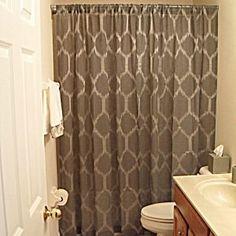 Guest Bathroom Shower Curtain Ideas