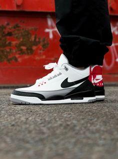 48d8de150b70 Nike Air Jordan III Yeezy