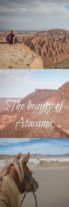 Beauty of Atacama Desert, Peru/Chile