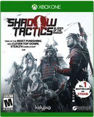 Shadow Tactics Blades Of The Shogun For Xbox One Gamestop