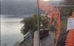 Monterosso (Cinque terre): Con l'aiuto del Fai ci riusciremo #cinqueterre #monterosso