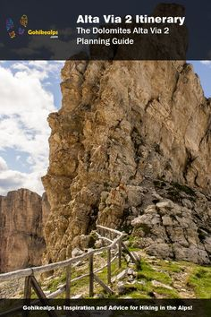 The Dolomites Alta Via 2 Planning Guide is the guide to get you going on one of the world's most rewarding hikes. It's long and it's demanding but it is worth it! Weather In Italy, Italy Culture, Hiking Guide, Travel Photos, Travel Tips, Visit Italy, Northern Italy, Public Transport, Alps