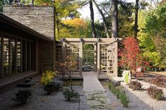 House design and landscaping. The Vanberstarren - contemporary - Porch - Toronto - So Green Canada ( Landscape Design/ Build)