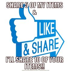 """Share 5 of mine, I'll share 10 of yours!!! Like and share this post! Then share 5 of my items, I will then share 10 of yours! Comment """"Done"""" in the comments section!! Thanks ladies! Don't forget to share this listing as well! . Follow me and I'll follow you back!! Let's also turn this into a follow game! Like, share and follow everyone that likes this post! Urban Decay Makeup"""