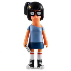 Bobs Burgers Bad Tina Kidrobot Release!