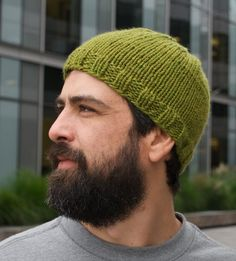 This is a perfectly basic hat pattern. It was designed for a charity knit along to give winter hats to Teen Feed, a Seattle area shelter. I encourage you to use it to knit a hat for someone in need too. And then, because it's so quick and easy, make one for yourself!See it on my website.