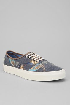 Vans Authentic CA Birds Sneaker. #urbanoutfitters