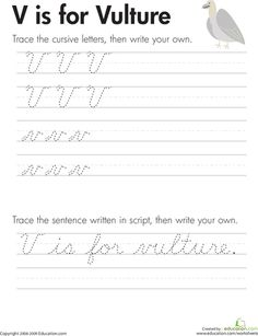 FREE Printable: May Day Cursive Handwriting Practice | Improving ...